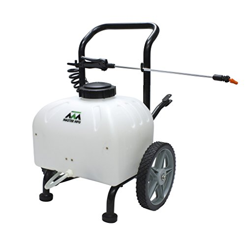 best pull behind lawn sprayer