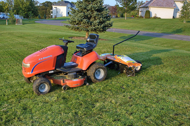 Tow-Behind lawn aerator reviews