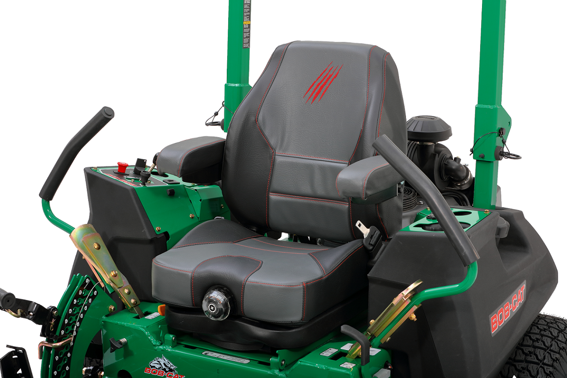 Best Air Ride and Suspension Seats for Zero Turn Mowers