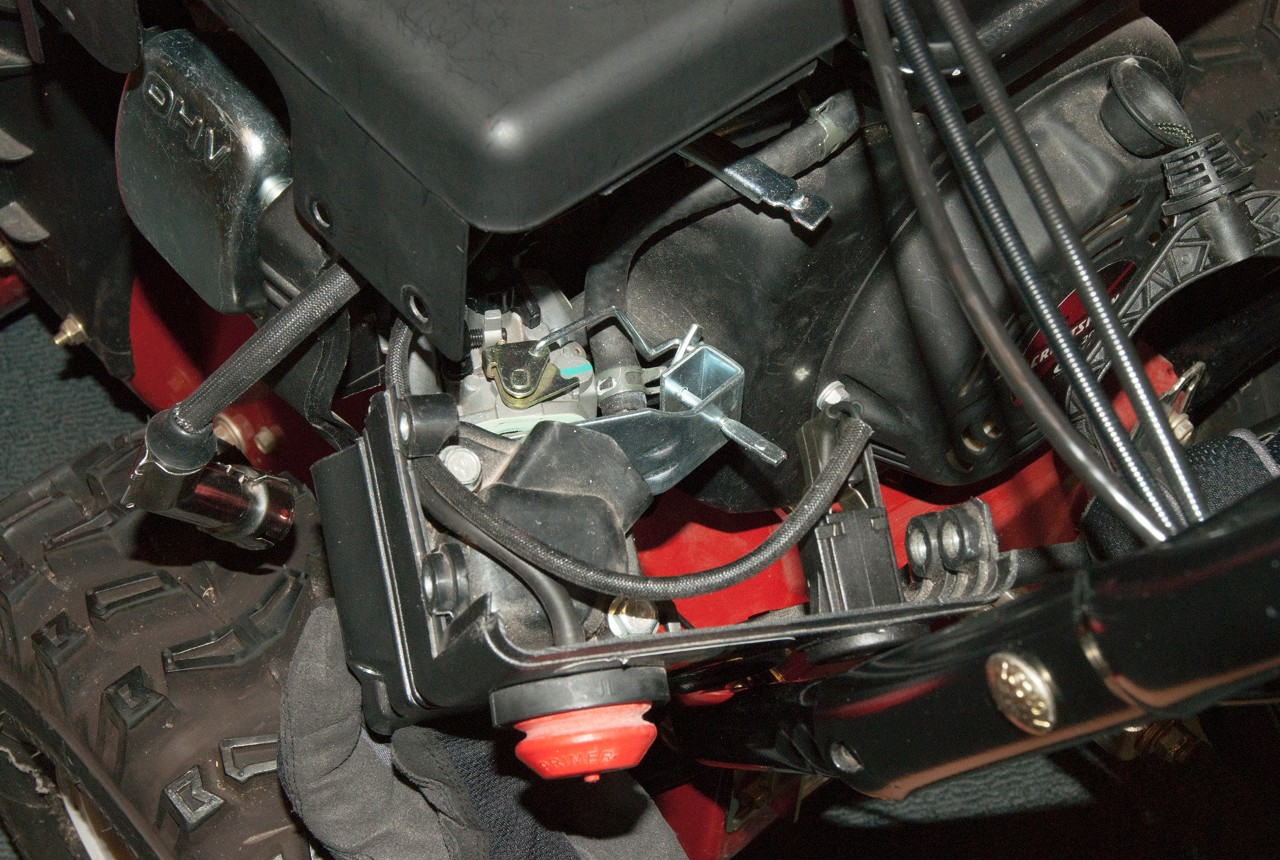 How To Clean A Carburetor Without Removing It?